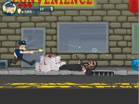 Gangster Verfolgung
